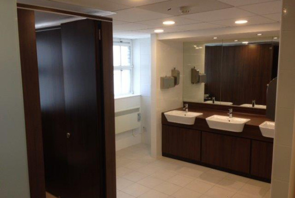Washroom-Refurbishment